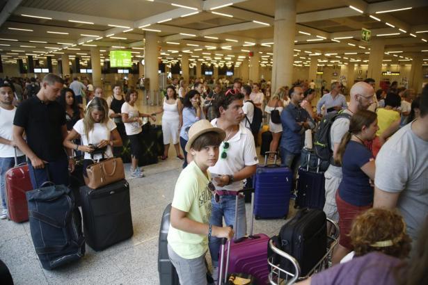 Deutsche stellen nach wie vor die größte Urlaubergruppe auf Mallorca.