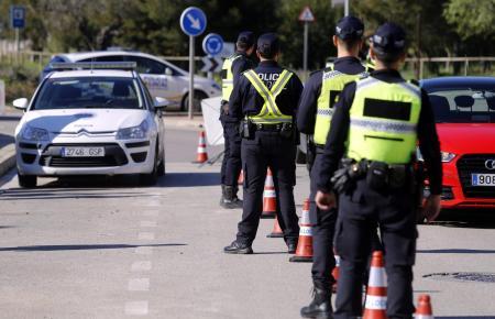 Guardia Civil und Lokalpolizei nehmen in den kommenden Tagen Autofahrer ins Visier.