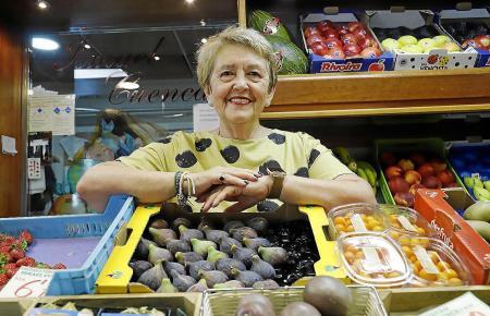 Die mallorquinische Köchin Cati Aguiló hat ein Buch über aphrodisierende Speisen geschrieben.