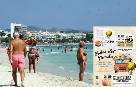 Cala Millor lockt an diesem Wochenende nicht nur mit seinem Strand, sondern auch mit den Abschlussfeierlichkeiten zum Touristenfest.
