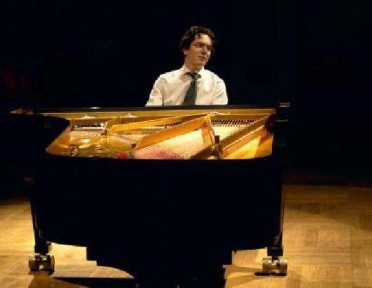 Pianist Konstantin Lukinov spielt am Freitag, 4. Oktober, beim Festival Música Mallorca.