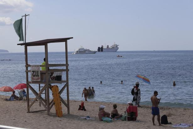 Die Zahl der Badetoten auf den Balearen ist gestiegen.