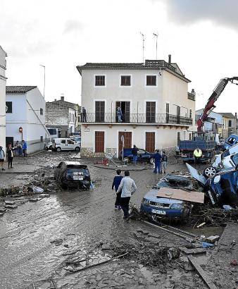 Sant Llorenç vor einem Jahr.