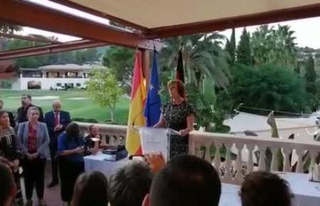 Festakt zum Tag der Deutschen Einheit in Palma