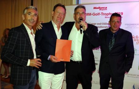 MM-Golftrophy 2019 - Der Abend