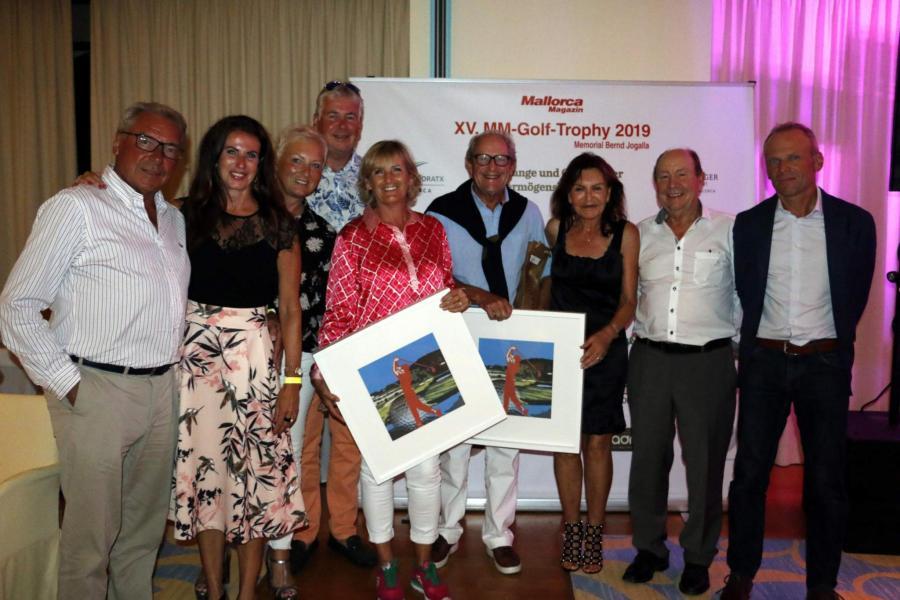 Mallorca Magazin Golftrophy 2019 - Der Abend