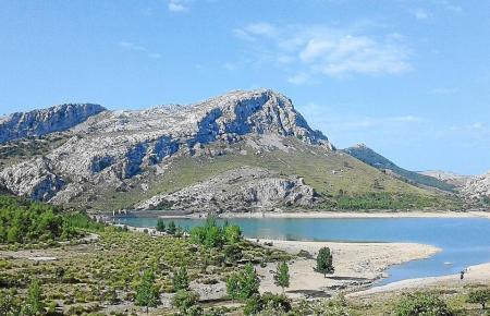 Die Bergseen könnten mehr Wasser vertragen.