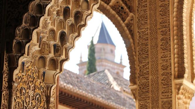 Granada ist immer einen Besuch wert.