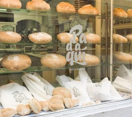 Es geht nichts über frisch gebackenes Brot.