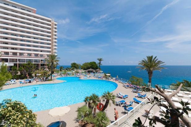 Dieses Hotel auf Mallorca ist ein All-Inclusive-Haus.
