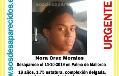 Nora Cruz Morales wird seit dem 14. Oktober vermisst.