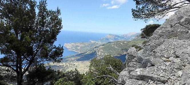 Solche Ausblicke bietet Mallorca den Wanderern.