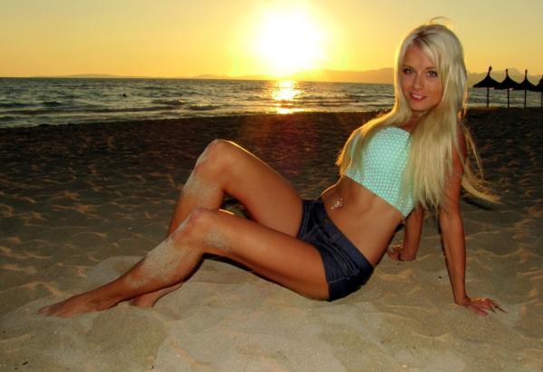 Mia Julia ist an der Playa seit Jahren erfolgreich.