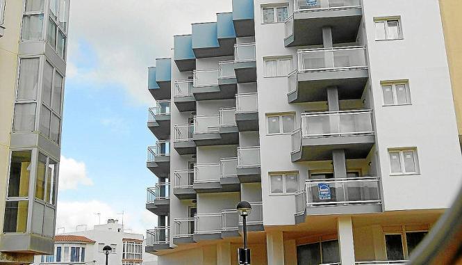 Wohnungen in Palma de Mallorca.