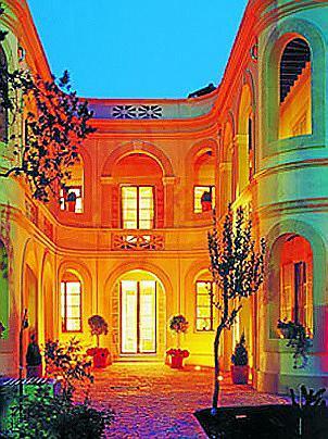 """Das Hotel """"Palacio Sant Salvador"""" in Artà ist jetzt ein Vier-Sterne-Haus."""