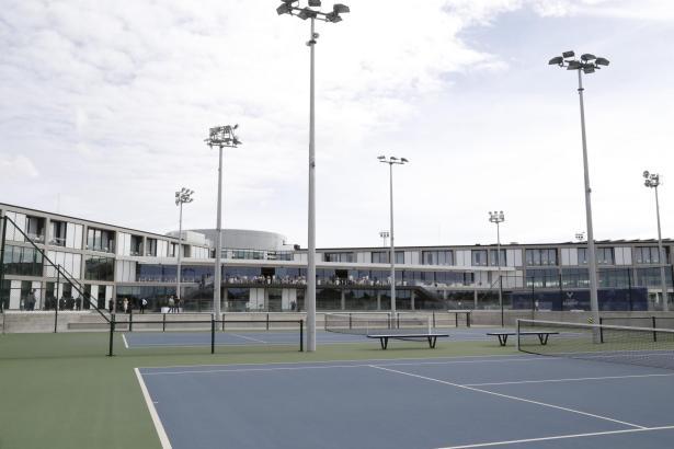 15 neue Hartplätze werden im Tenniszentrum von Rafael Nadal entstehen.