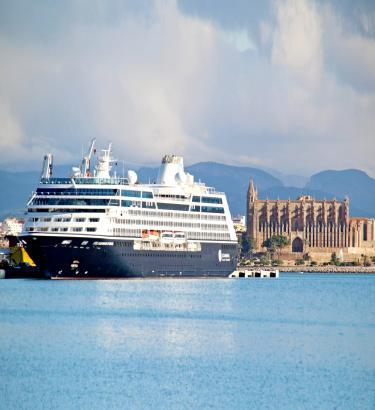 Über zwei Millionen Kreuzfahrturlauber gingen zwischen Januar und September 2019 auf Mallorca an Land.