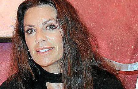 Die Schauspielerin Christine Neubauer.