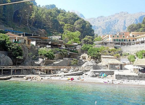 Nahe der beliebten Bucht von Sa Calobra soll bald ein Übernachtung möglich werden.
