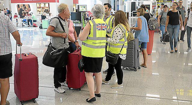 Die Pleite von Thomas Cook führte zum Einbruch beim britischen Tourismus.