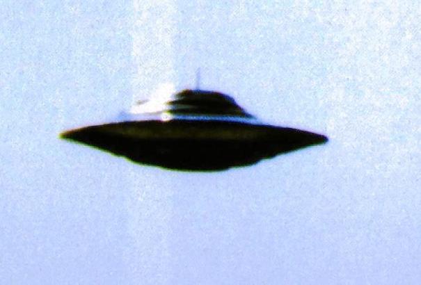 Ufo oder Radkappe? Manchmal weiß man das nicht so genau.