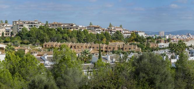 Die Bewohner von Palmas Stadtviertel Sa Teulera haben die höchste Einkommenssteuer.