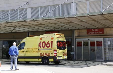 Das Baby wurde ins Krankenhaus von Son Latzer eingelierfert.
