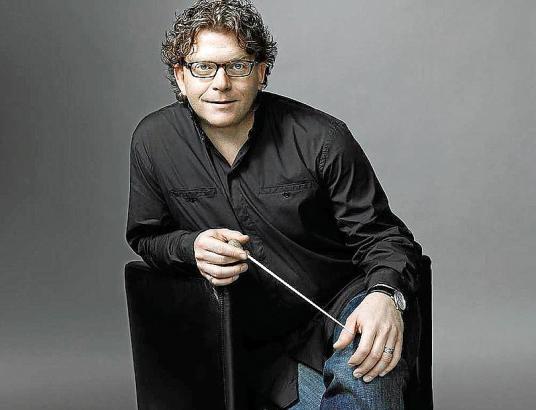 Marcus Bosch ist im Auditorium in Palma zu sehen.