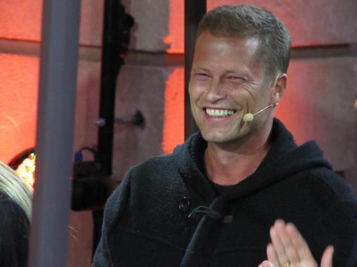 Der Schauspieler Til Schweiger.