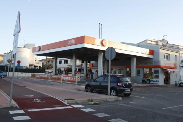 Insgesamt gibt es rund 11.000 Tankstellen in Spanien.