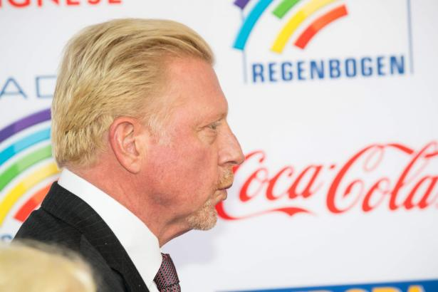 Ex-Tennisstar Boris Becker.