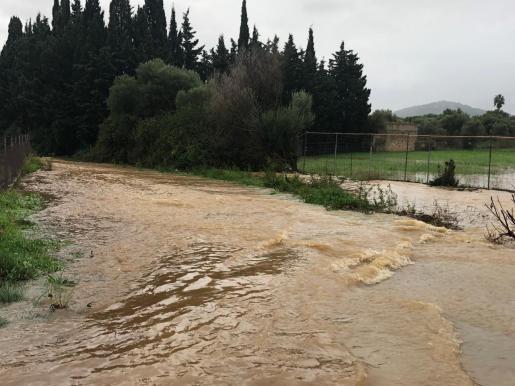 So sah es am Mittwochmorgen auf Mallorca aus.
