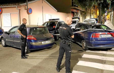Am vergangenen Wochenende kam es in Palmas Problemviertel La Soledat zu einer brutalen Auseinandersetzung zwischen Drogenverkäufer und -käufern.