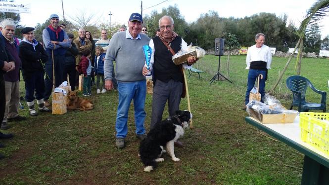 """Gewinner Miquel Adrover mit """"Xeco""""."""