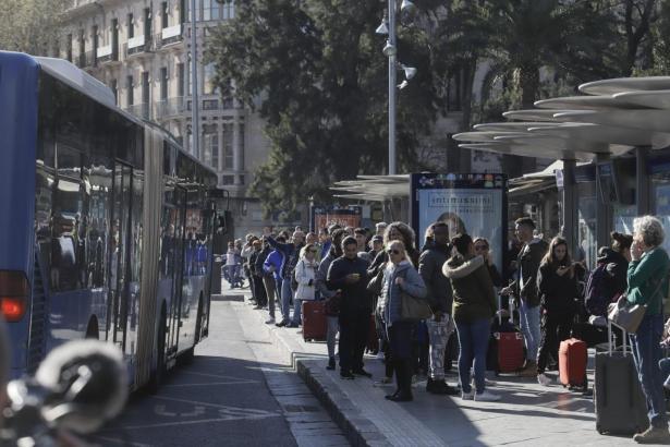 Es gab einige Änderungen im Buslinien-System.