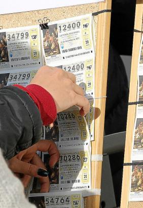 Noch kein Lottolos gekauft? Dann aber heute schnell in den Laden!