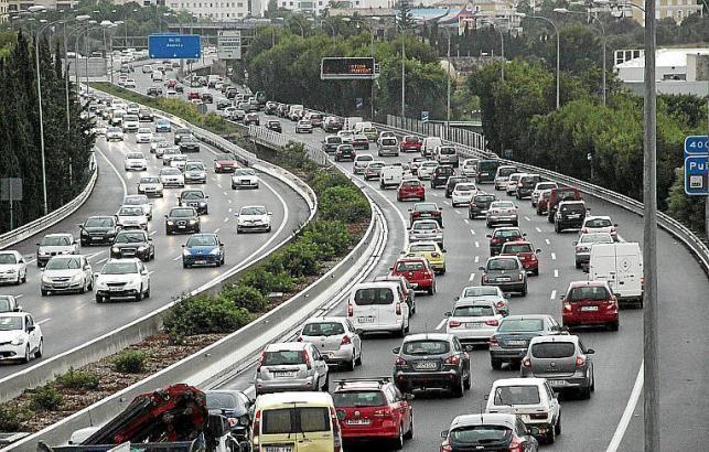 Das Verbot für Dieselfahrzeuge auf Mallorca liegt erst einmal auf Eis.