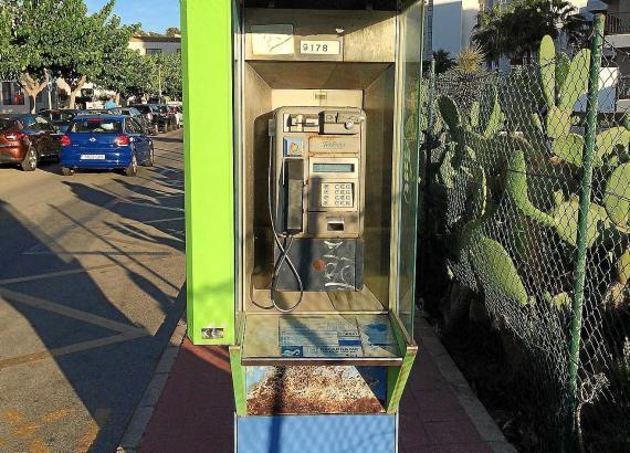 Rund 17.000 Telefonkabinen gibt es in ganz Spanien noch.