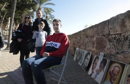 Palma ist bei Touristen zwischen den Jahren beliebt.