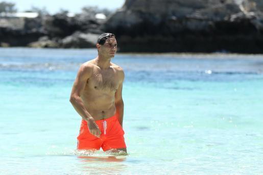 Nadal und seine Teamkollegen entspannen auf Rottnest Island, einer westaustralien Insel, bevor es beim ATP-Cup zur Sache geht.