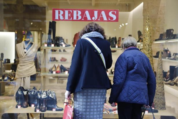 """""""Rebajas 2020"""": Das neue Jahr beginnt schon mit Sonderangeboten."""