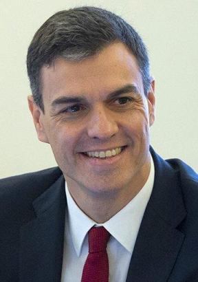 Jetzt nicht mehr nur geschäftsführend im Amt: Pedro Sánchez.