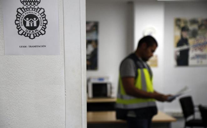 Die Nationalpolizei ermittelt im Fall der Gruppenvergewaltigung.