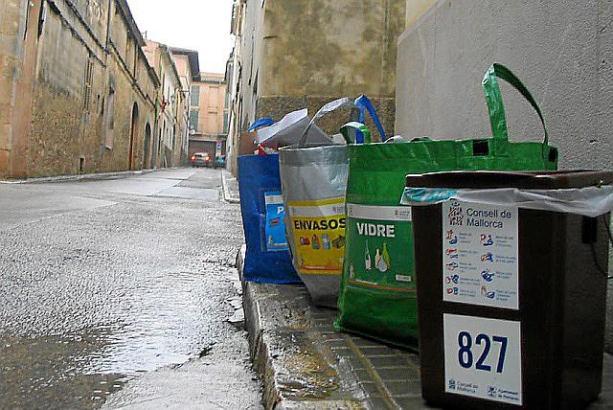 In vielen Orten ist die Mülltrennung längst selbstverständlich.