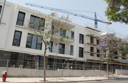 Baustelle in Santanyí.