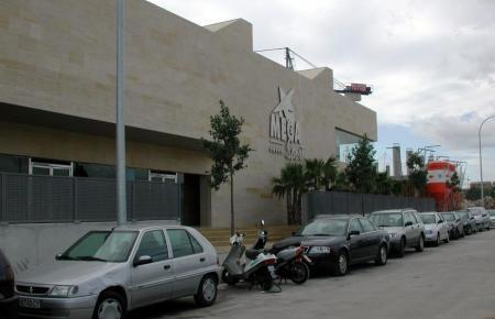 So sah der Mega-Sport-Komplex aus, als er noch geöffnet hatte.