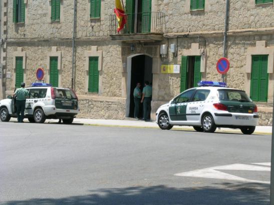 Der 38-Jährige erstattete Anzeige bei der Guardia Civil.