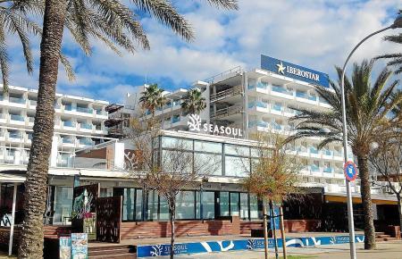 Iberostar-Hotel auf Mallorca.