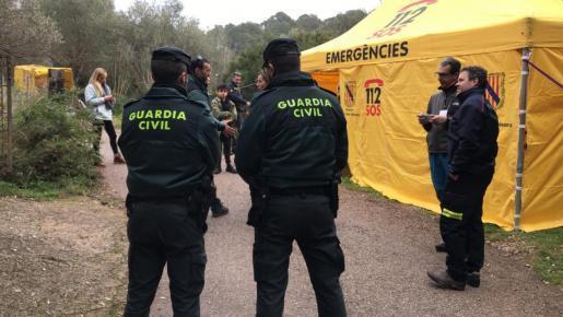 Die Rettungskräfte mussten die Suche nach dem verschwundenen Kletterer zwischenzeitlich unterbrechen.