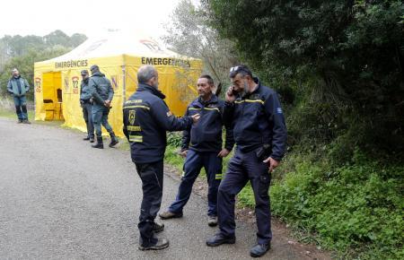 Zahlreiche Trupps der Guardia Civil und privater Initiativen suchen nach dem vermissten Kletterer.